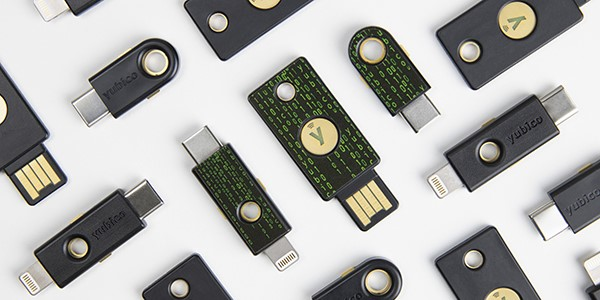 Most Popular Uses of YubiKey